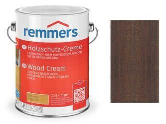 Holzschutz-Creme Remmers Palisander 2723 2,5 L