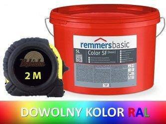 REMMERS farba elewacyjna silikonowa 12,5L KOLOR