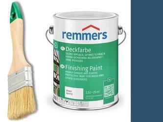 Remmers Farba do drzwi mebli BŁĘKIT KRÓLEWSKI 2,5L