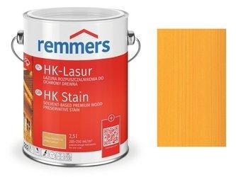 Remmers HK-Lasur impregnat do drewna 0,75 L SOSNA