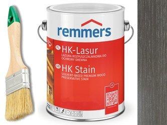 Remmers HK-Lasur impregnat do drewna 2,5L BRĄZ