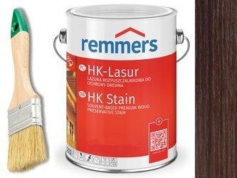 Remmers HK-Lasur impregnat do drewna 2,5L KAWOWY