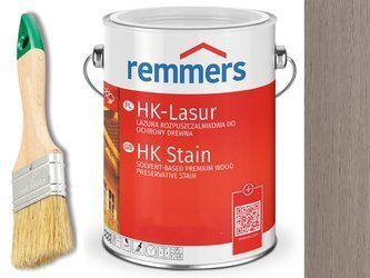 Remmers HK-Lasur impregnat do drewna 2,5L PIASKOWY
