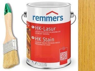Remmers HK-Lasur impregnat do drewna 5L MIODOWY