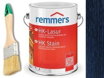 Remmers HK-Lasur impregnat do drewna 5L MORSKI