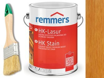 Remmers HK-Lasur impregnat do drewna 5L TEAK