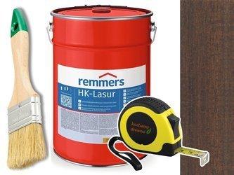 Remmers HK-Lasur impregnat drewna 20 L PALISANDER