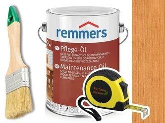 Remmers Pflege-Ol olej do tarasu PINIA MODRZEW 2,5