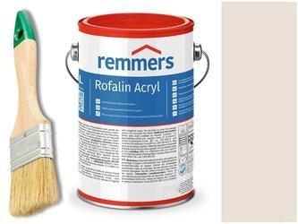 Remmers Rofalin Acryl farba do drewna KREMOWY 5 L
