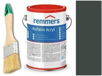 Remmers Rofalin Acryl farba do drewna ZIELONY 5 L