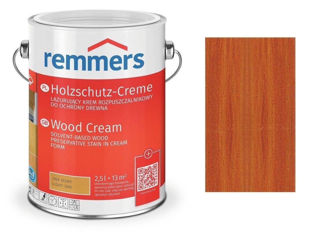 Krem Holzschutz-Creme Remmers Mahoń 2720 - 2,5 L