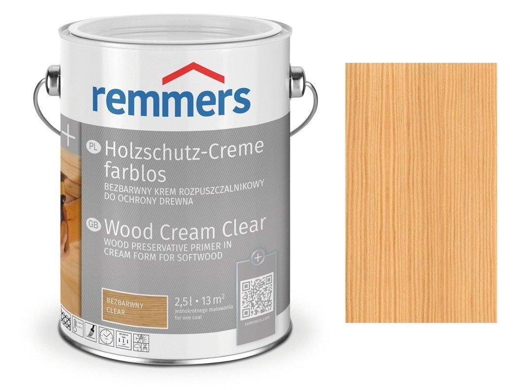 Krem Holzschutz-Creme Remmers bezbarwny 2714 2,5L