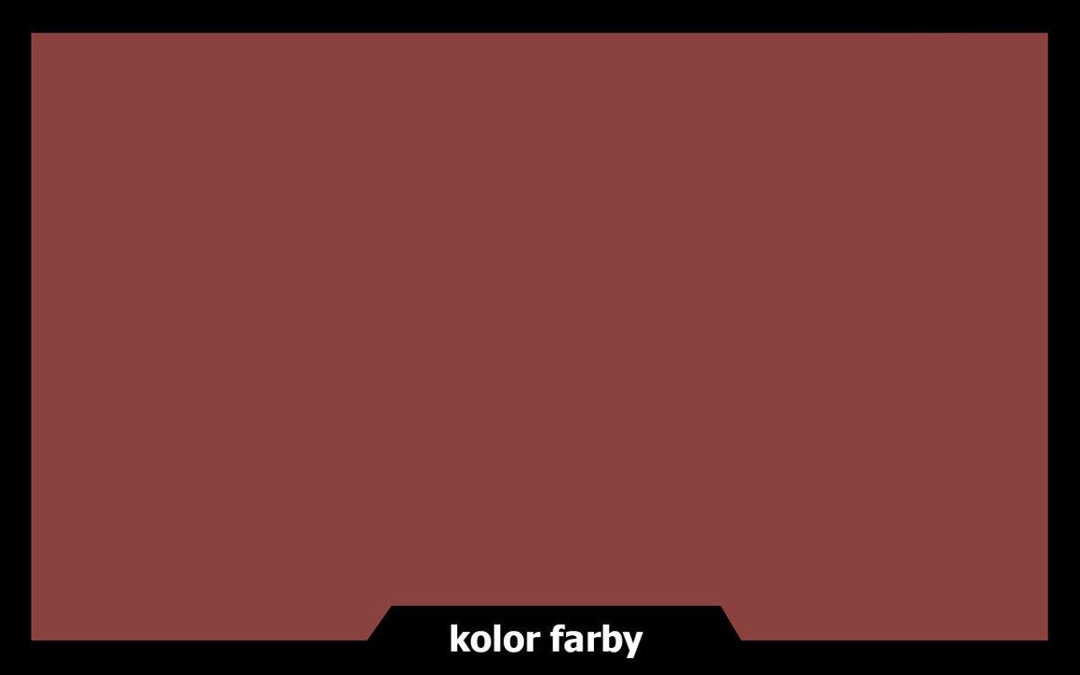Remmers Farba do drzwi CZERWIEŃ SKANDYNAWSKA 5 L