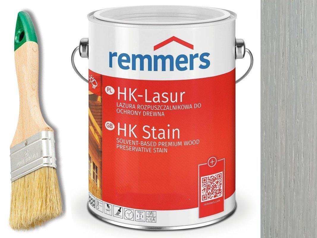 Remmers HK-Lasur impregnat do drewna 10L MLECZNY