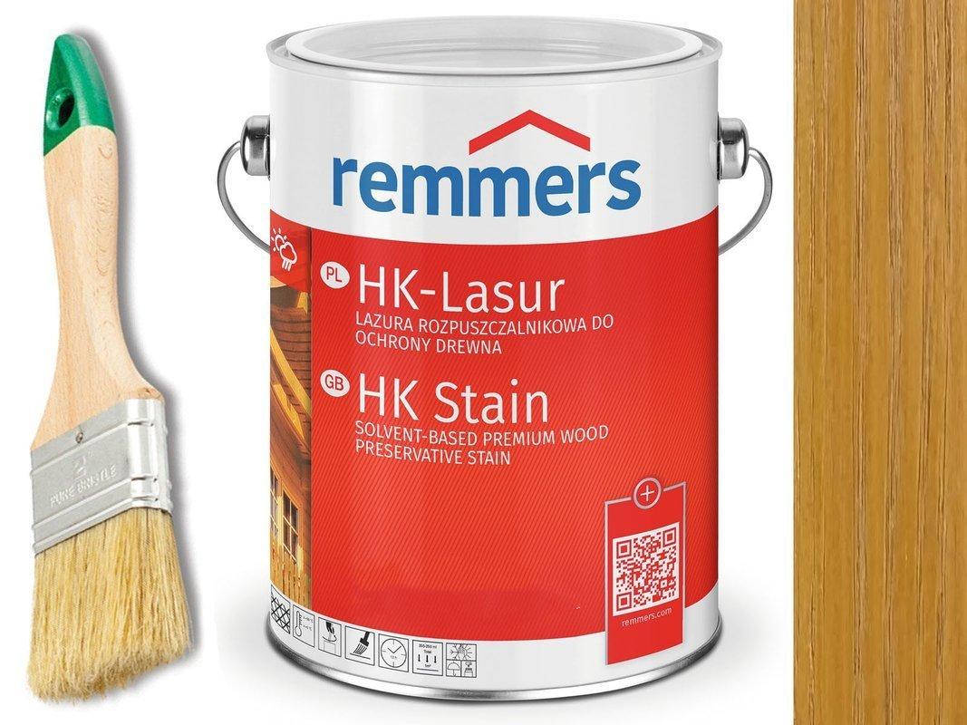 Remmers HK-Lasur impregnat do drewna 2,5L BRZASK