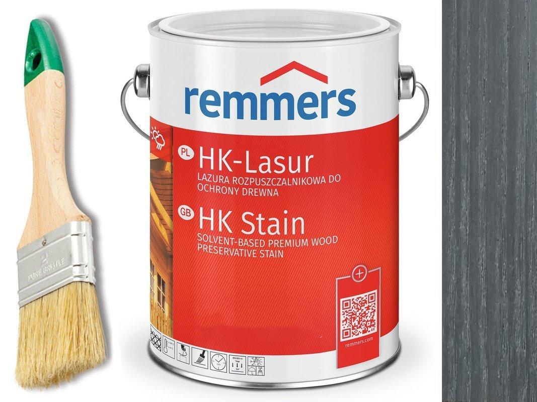 Remmers HK-Lasur impregnat do drewna 2,5L GRAFIT