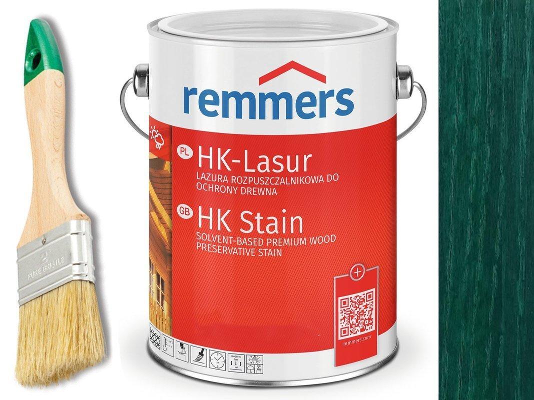Remmers HK-Lasur impregnat do drewna 2,5L PALMOWY
