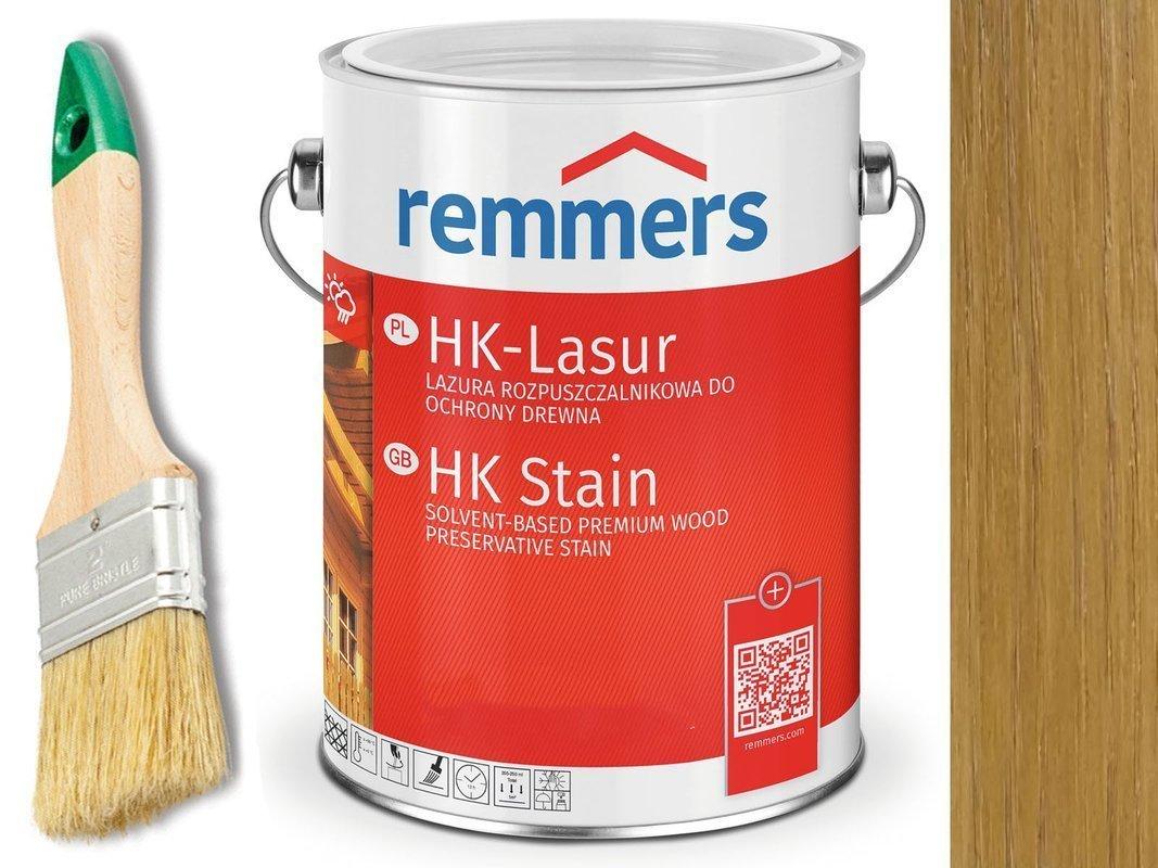 Remmers HK-Lasur impregnat do drewna 5L CHMIEL