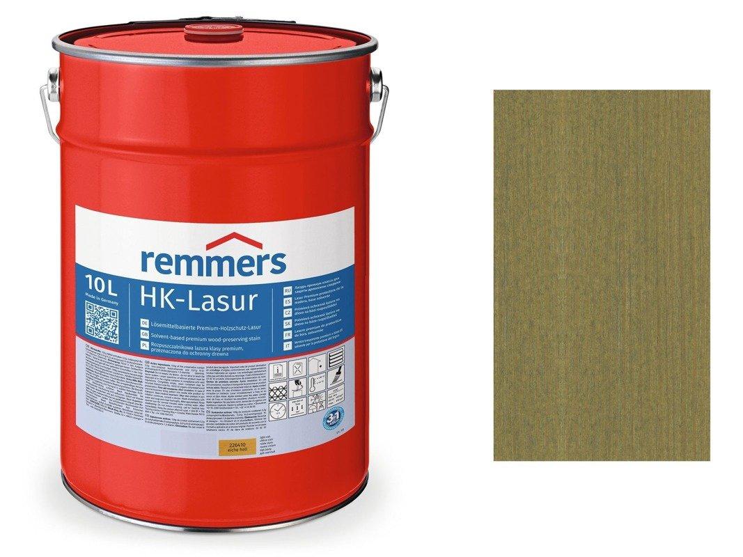 Remmers HK-Lasur impregnat drewna 10L ZIELEŃ SOLNA