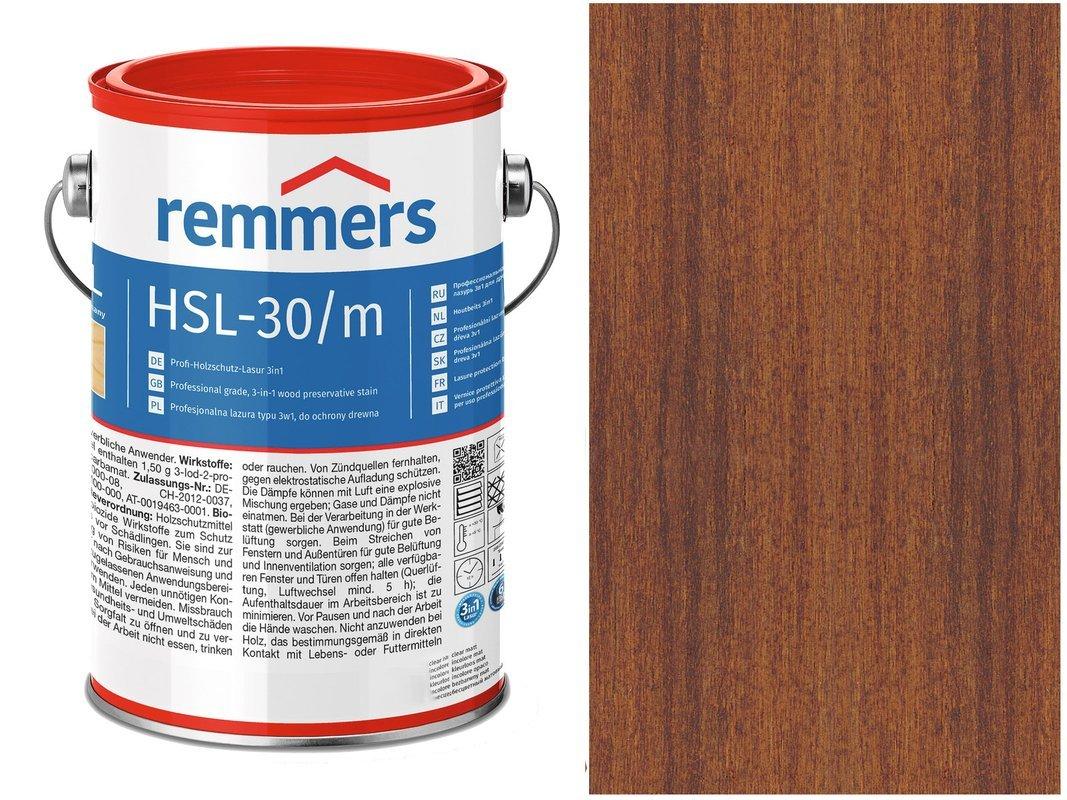 Remmers HSL-30 Profi HK-Lasur Kasztan 2,5L