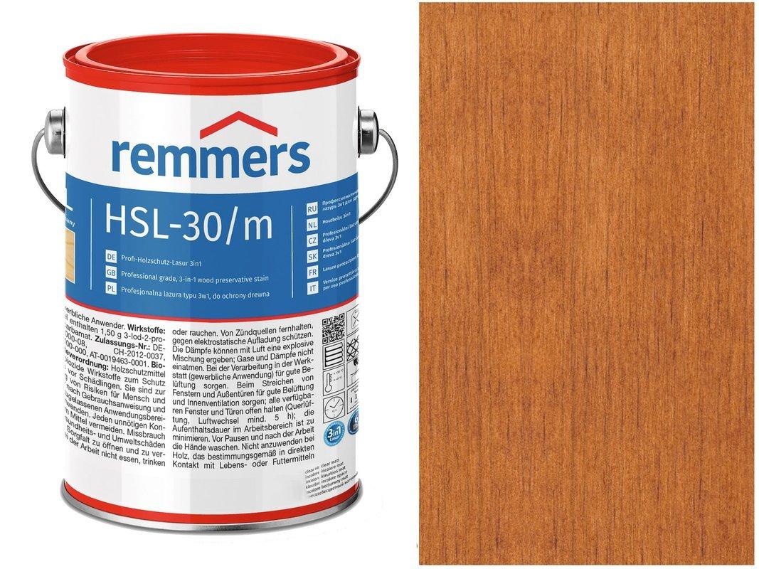 Remmers HSL-30 Profi HK-Lasur Teak 20L